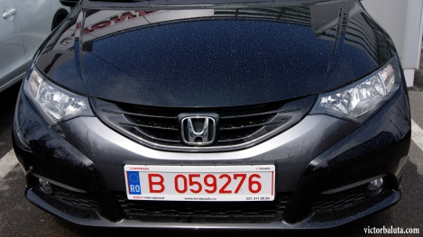 Honda Civic 1,8 Sport MT6